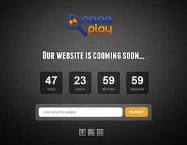 #17 untuk Build a pre-launch website for nanoplay.eu oleh Natch