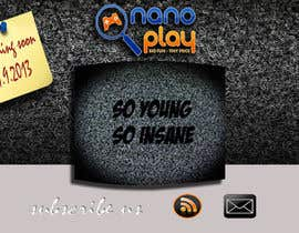 #11 cho Build a pre-launch website for nanoplay.eu bởi sanjoksiwa