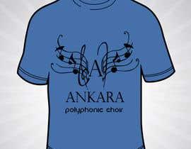 #3 cho Design a T-Shirt for Polyphonic Choir bởi SilvinaBrough