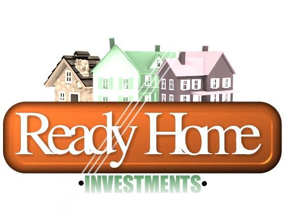 Inscrição nº 62 do Concurso para Design a Logo for Ready Home Investments