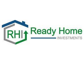 #12 untuk Design a Logo for Ready Home Investments oleh heberomay