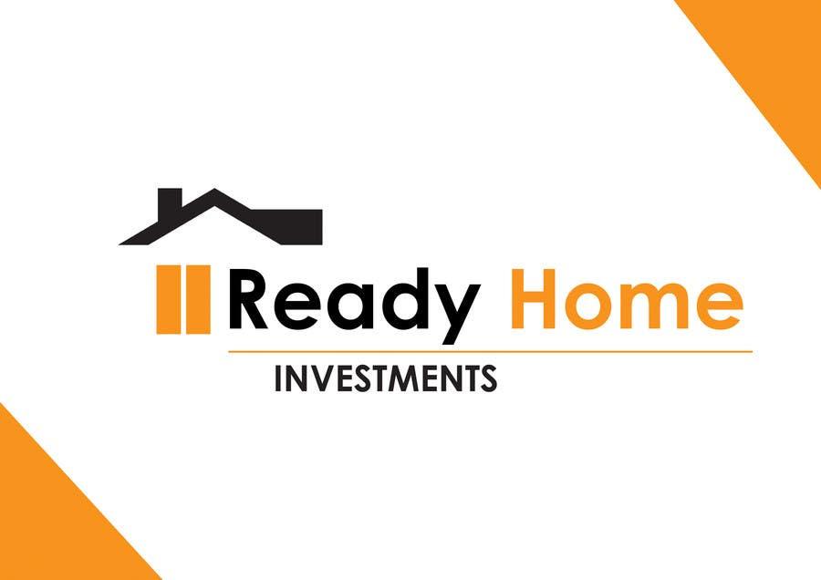 Bài tham dự cuộc thi #69 cho Design a Logo for Ready Home Investments