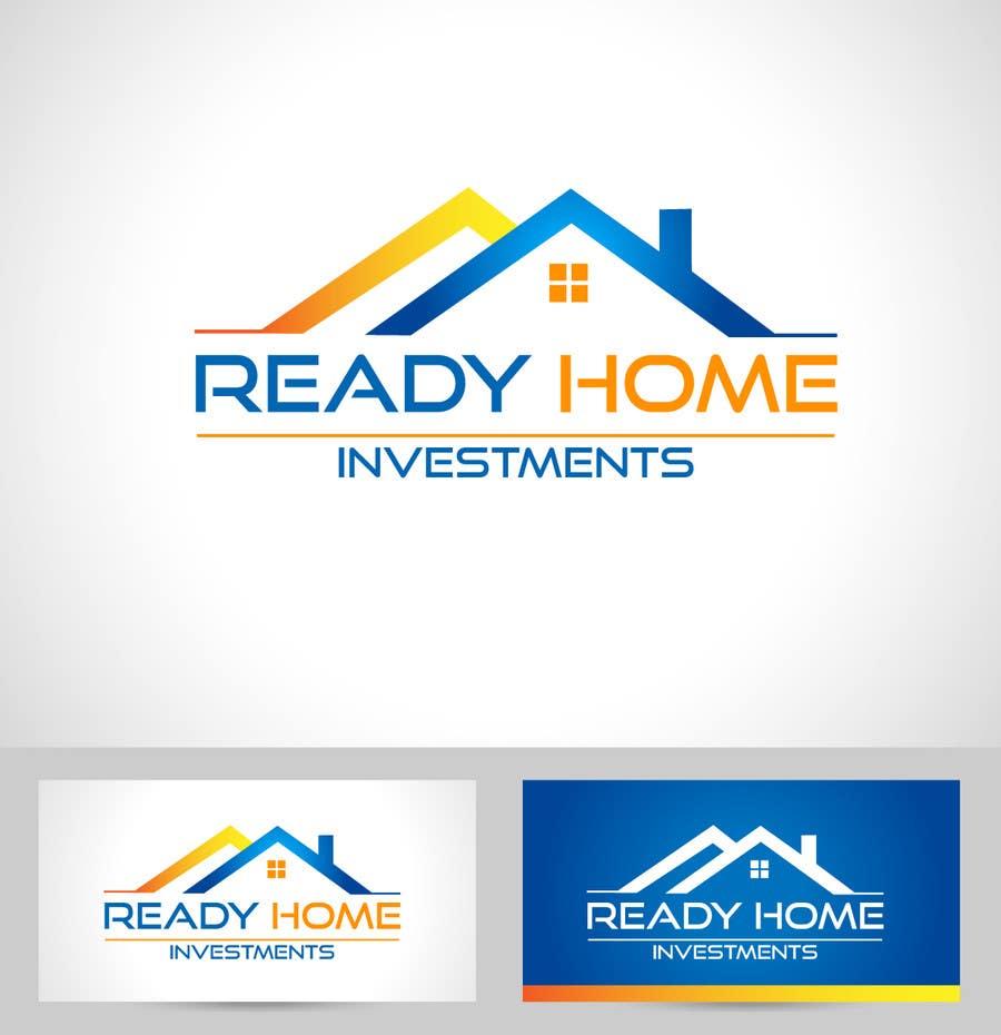 Inscrição nº 17 do Concurso para Design a Logo for Ready Home Investments