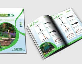 #72 cho Design 2 pages, a section header and a cover  (not full catalogue design) bởi BenettAdv