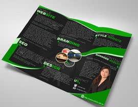 Nro 10 kilpailuun Corp Brochure käyttäjältä xham24