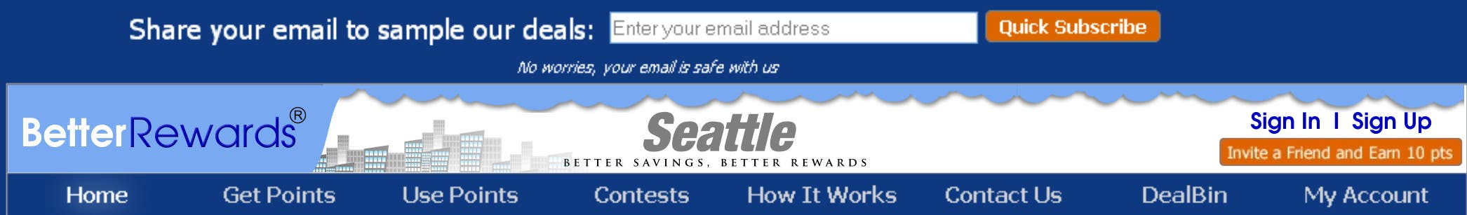 Contest Entry #                                        51                                      for                                         Logo and Masthead Design for Better Rewards