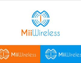 #34 untuk Design a Logo for a wireless project oleh edso0007