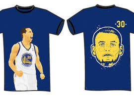 NaderSayedDwedar tarafından Stephen Curry NBA/Spice for making food creative design için no 12