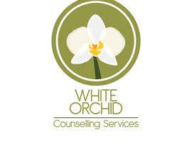 #15 para Design a Logo for White Orchid Counselling por karlaroman