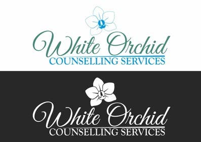 #22 untuk Design a Logo for White Orchid Counselling oleh BDamian