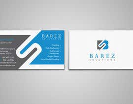 Nro 117 kilpailuun Design some Stationery for Barez Solutions. käyttäjältä einsanimation