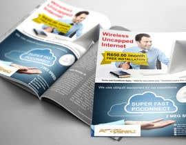 Nro 38 kilpailuun Design an Advertisement for Wireless Internet 2 käyttäjältä creazinedesign