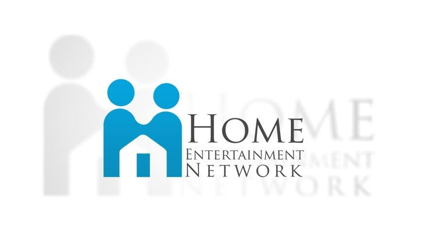 Entry #10 by AshoxDz for Home Entertainment Network Logo Design ...