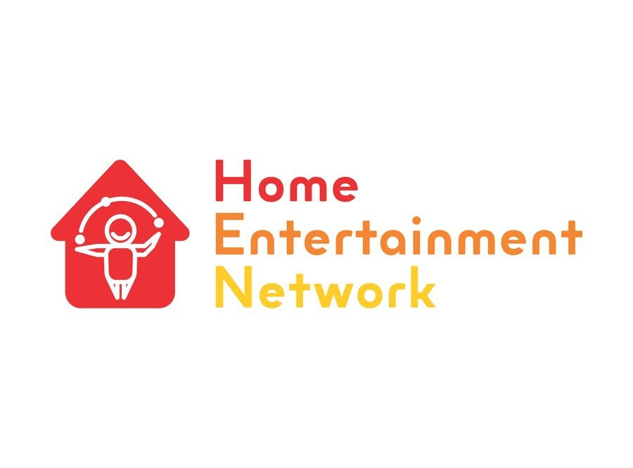 Entry #2 by svedesign for Home Entertainment Network Logo Design ...