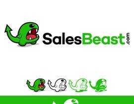 LiviuGLA93 tarafından Design a Logo for new website: SalesBeast için no 204