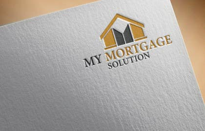 meshkatcse tarafından Design a Logo for My Mortgage Solution için no 50