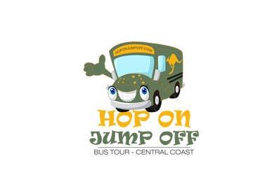 #50 untuk Design a Logo Hoponjumpoff.com oleh BDamian