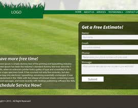 #2 for Build a Website for Lawn Service App by disuja001