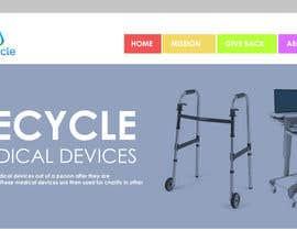 responsivecoder tarafından Design a website için no 1