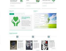 NEXTIN tarafından Design a website için no 8