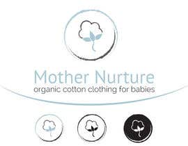 #95 for Design a Logo for Organic Baby Clothes Brand af DotWalker