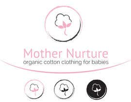 #96 for Design a Logo for Organic Baby Clothes Brand af DotWalker