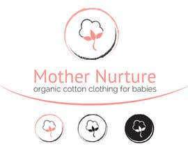 #97 for Design a Logo for Organic Baby Clothes Brand af DotWalker
