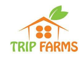 Nro 38 kilpailuun Design a Logo for Tripfarms käyttäjältä alphaalyshah