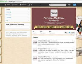 #11 untuk Design a Twitter background for Company oleh PereViki