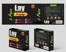 #15 untuk Create Print and Packaging Designs for Lay 3 Pair Pack oleh classicrock