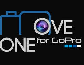 #12 for Projetar um Logo - MOVE ONE For GoPro. Be a HERO. by leocc