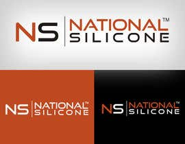#45 for Design a Logo for National Silicone by gurmanstudio