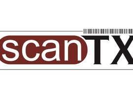 "#133 untuk Design a Logo for ""scanTX"" oleh binoysnk"