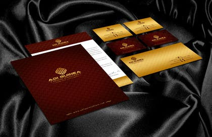 #36 for Develop a Corporate Identity for A gold jewelry shop af LeeniDesigns