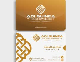 #51 for Develop a Corporate Identity for A gold jewelry shop by anibaf11