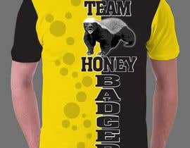 #55 para Design a T-Shirt for a Sports Team por antaresart26