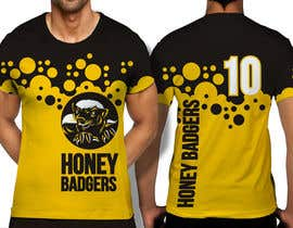 #61 para Design a T-Shirt for a Sports Team por YONWORKS