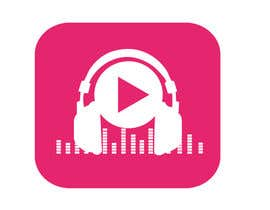 Nro 16 kilpailuun Design a Logo for a Music Player app käyttäjältä saif95