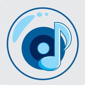 Nro 52 kilpailuun Design a Logo for a Music Player app käyttäjältä gpatel93