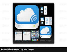 #24 para Design new icon for existing iOS app por dirav