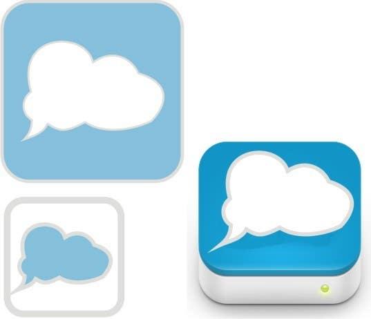 Bài tham dự cuộc thi #                                        19                                      cho                                         Design new icon for existing iOS app