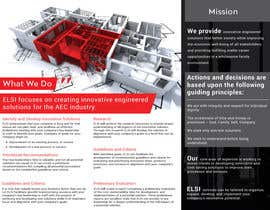 #30 cho Design a Brochure to Provide to Potential Client Decision Makers bởi evheniybenzar
