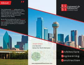 #31 cho Design a Brochure to Provide to Potential Client Decision Makers bởi evheniybenzar