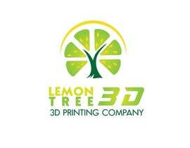 Nro 178 kilpailuun Design a Logo for Lemon Tree 3D käyttäjältä piratessid