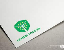 Nro 115 kilpailuun Design a Logo for Lemon Tree 3D käyttäjältä CreativeUniverse