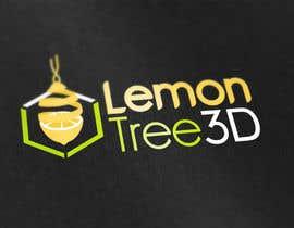 Nro 37 kilpailuun Design a Logo for Lemon Tree 3D käyttäjältä GraphicOnline