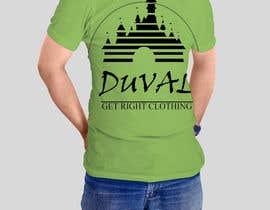 Nro 20 kilpailuun Design a T-Shirt for Get Right Clothing käyttäjältä tanzeelhussain