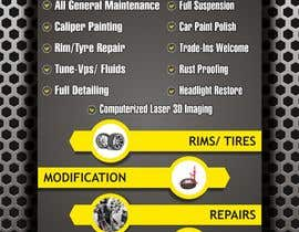 #4 untuk Design a Banner for Rim and Tire Shop oleh coolasim32