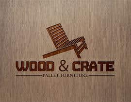 Nro 26 kilpailuun Design a Logo for Wood & Crate käyttäjältä erangamail