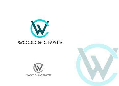Nro 48 kilpailuun Design a Logo for Wood & Crate käyttäjältä vsourse009